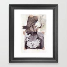 Inner Landscapes Framed Art Print