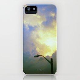 Cloud 9 iPhone Case