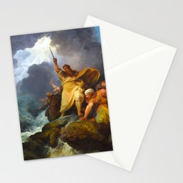 The Destruction of Pharaoh's Army (1792) Stationery Cards