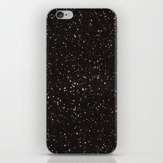 Dolce Black iPhone Skin