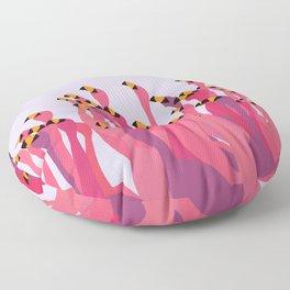 Flamingos Floor Pillow