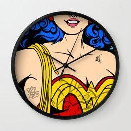 Women of Wonder Wall Clock