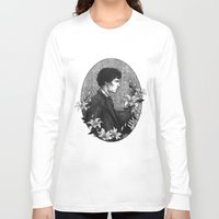 sherlock holmes Long Sleeve T-shirts featuring SHERLOCK | POTO AU - Sherlock Holmes by inferno92000