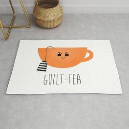 Guilt-tea Rug