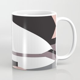 Simply black and white? Not always…. Coffee Mug