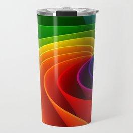 Abstract3 Travel Mug