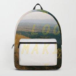 Making It Look Easy Backpack