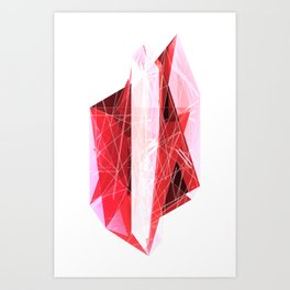 Geminate - Blood Art Print