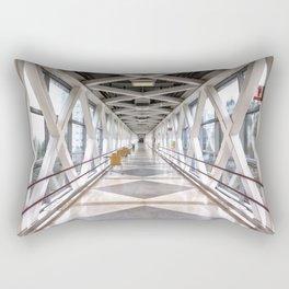 OHSU Suspended Skybridge Rectangular Pillow