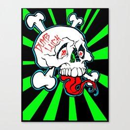 Shanghai Skull Canvas Print