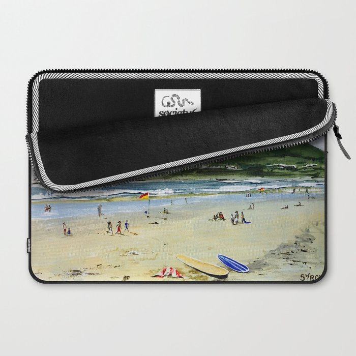 Byron by Syron Laptop Sleeve