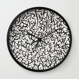 Venus and Flies Wall Clock