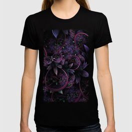Foliage - Raw Fractal T-shirt