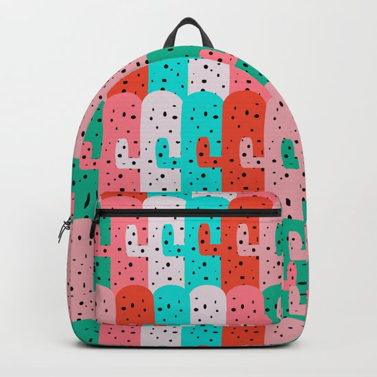 Cacti arrangement Backpack