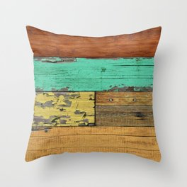 Lejano Western Throw Pillow