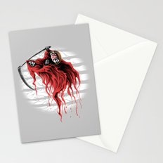 red reaper Stationery Cards