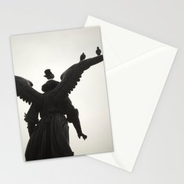 Angel in the Park Stationery Cards