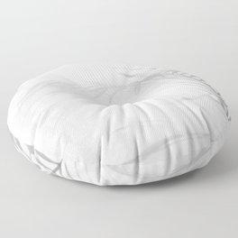 Shadow Fern Floor Pillow