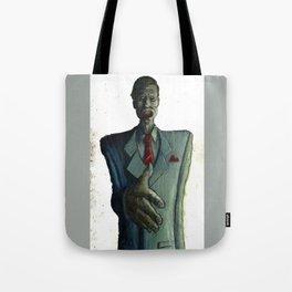 The Capitalist Tote Bag