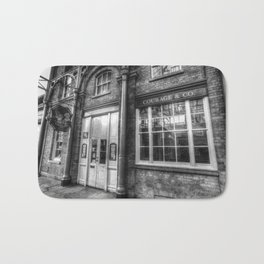 The Punch And Judy Pub Covent Garden Bath Mat