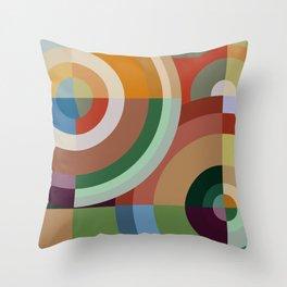 Colour Revolution EIGHT Throw Pillow
