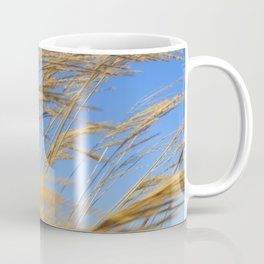 Wheat Blowing in the Heartland Wind Coffee Mug