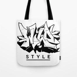 Wild Style AU ver0.1 Tote Bag