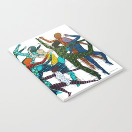 Dancing your own step Notebook