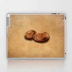 Still Life: Potatoes Laptop & iPad Skin