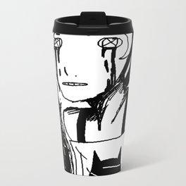The Oracle Metal Travel Mug