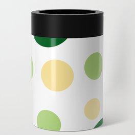 Green Pop Can Cooler