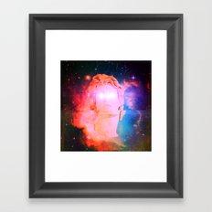 Capitol. Framed Art Print