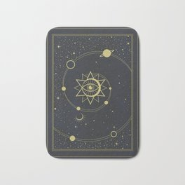 The Solar System Bath Mat