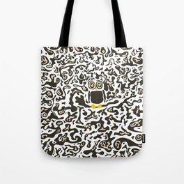 Hidden owl Tote Bag