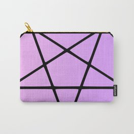 Pastel Pentacle Carry-All Pouch