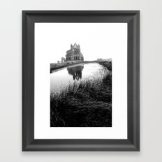 reflection Framed Art Print
