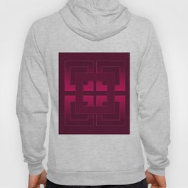 Rubin , geometric Hoody