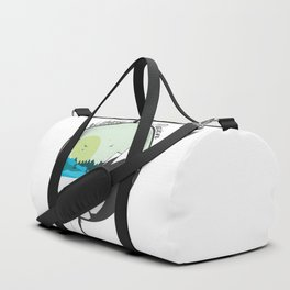 Nothing above Passion Motivation sentence Duffle Bag