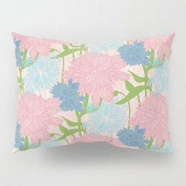 Pale Garden Pillow Sham