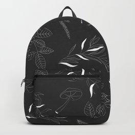 Botanical Print Backpack