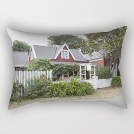 Little French Cottage Rectangular Pillow