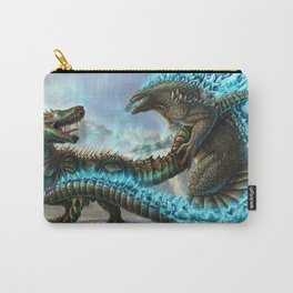 Godzilla VS. Atomic Rex Carry-All Pouch