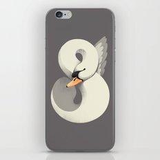 Untamed Elegance iPhone & iPod Skin