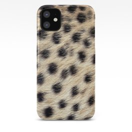 Cheetah Pattern Style iPhone Case
