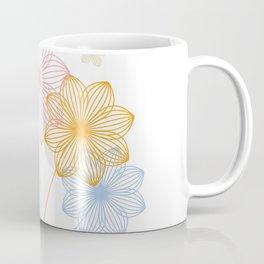 Blooming Flowers Coffee Mug