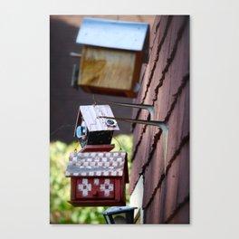 neighborly Canvas Print