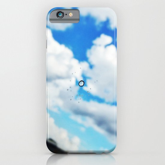 Drop of water iPhone & iPod Case