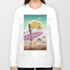 Sweet Surfing Long Sleeve T-shirt