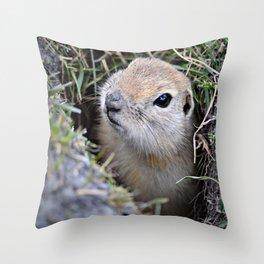 Hi....It's Me! Throw Pillow