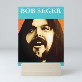 bob seger album 2020 ansel5 Mini Art Print